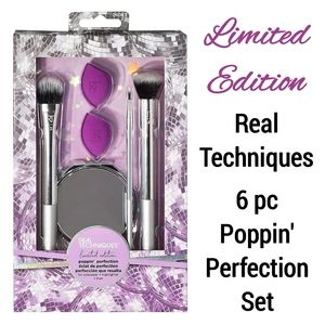 Real Techniques Poppin Perfection Brush Set
